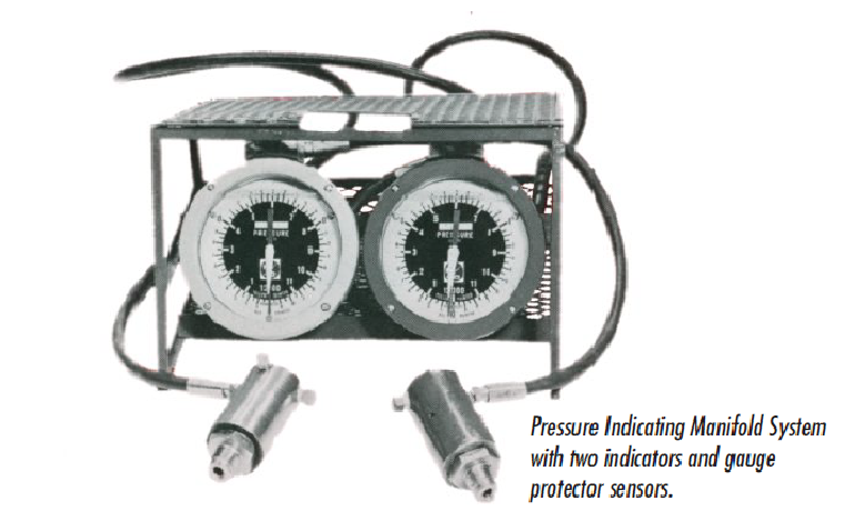 Pressure Indicating Manifold System