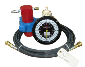 Compound Pressure Gauges
